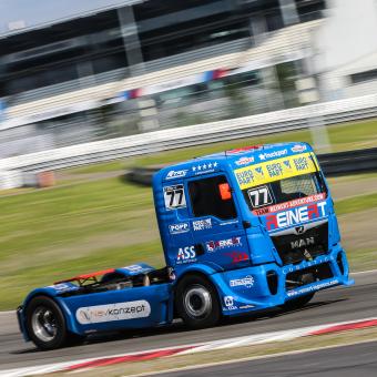 "Race-Truck ""Taxifahrt"""