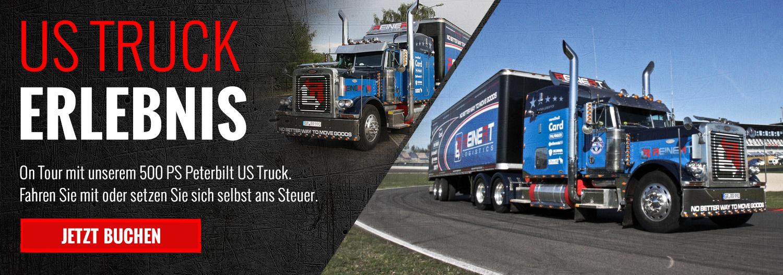 US Truck Erlebnis